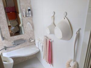 岐阜県関市 整理収納アドバイザー KuraRaku 片づけ 整理整頓 浴室 洗顔 クレンジング 置き場 浴室収納